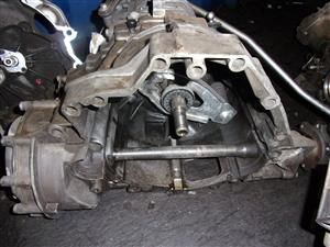 Used Audi A4 B8 Manual Gearbox for Sale
