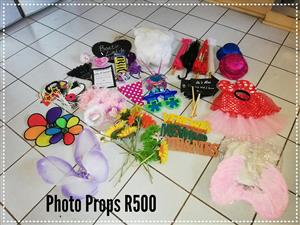 Photo props for sale