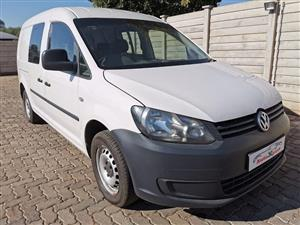 2013 VW Caddy Maxi crew bus CADDY MAXI CREWBUS 2.0 TDi