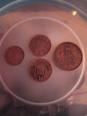 "Rare 2p coin ""New pence'"" 1971"