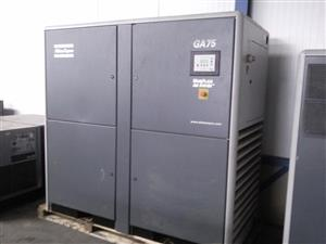 75 kw screw Compressor