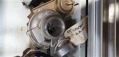 Chrysler PT Cruiser 2.2 CRD Turbo