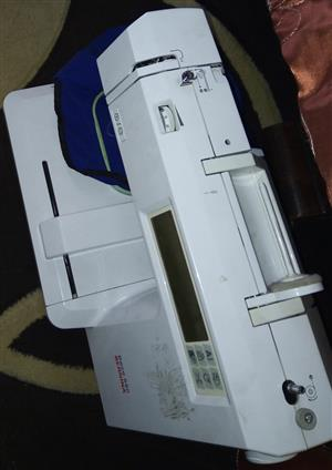 bernina embroidery machine for sale by owner with accessories