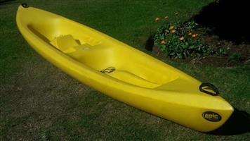 2X SEATER CAPE EPIC KAYAK