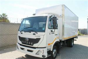 New Eisher Pro 3008 (4 ton)Van Body