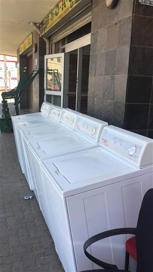 2020 Speed Queen Washing Machines and Dryers