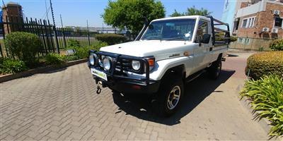 2006 Toyota Land Cruiser 70 series 4.2D