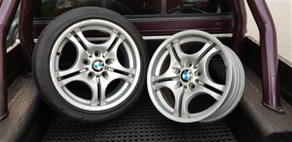 X2 17 BMW OEM Mags