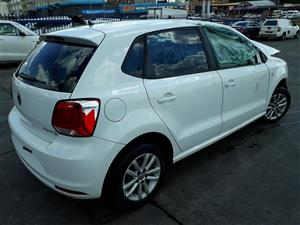 2018 VW Polo Vivo 5 door 1.6 Code 2