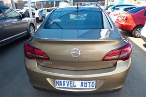 2014 Opel Astra 1.6 Essentia