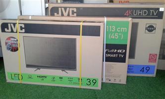 JVC TVS FOR SALE