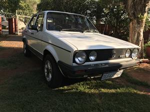 1986 VW Fox