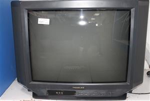TEDELEX 74CM COLOUR TV NO REMOTE S037959X #Rosettenvillepawnshop