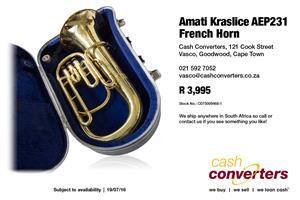 Amati Kraslice AEP231 French Horn