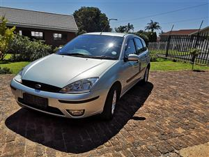 2007 Ford Focus hatch 1.6 Ambiente