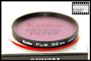 52mm - Kenko FL-W Filter