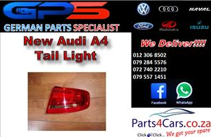 New Audi A4 2008-2011 Tail Light for Sale