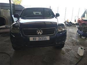 2004 VW Touareg 4.2 V8