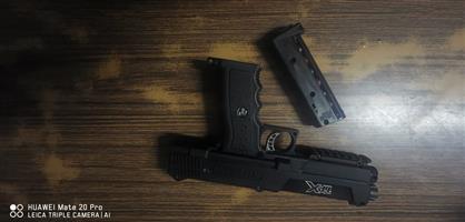 Tippermann tipx paintball gun