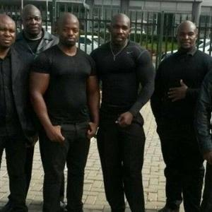 Vip protection &  security
