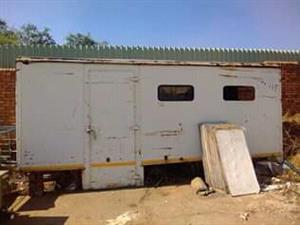 truck container 6m