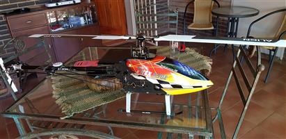 Trex 550e for sale