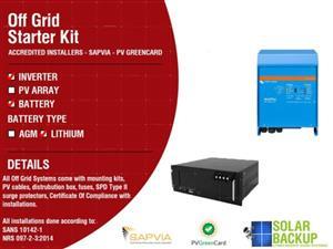 5KVA Backup System