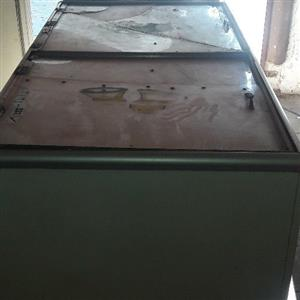 freezer 400l Display for shop