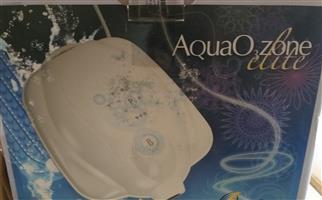 AquaOzone Masjien & AquaOzone Machine