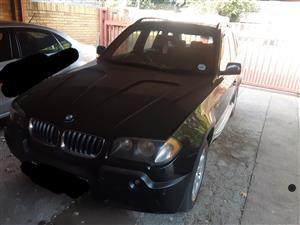 2004 BMW X3 xDrive30i auto