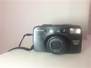 Pentax Espio Film Camera