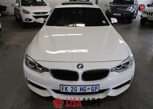 2016 BMW 4 Series 420d Gran Coupe M Sport
