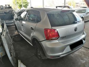 VW Polo 6 2010 Stripping for spares