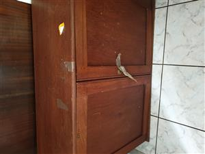 Filing/storage cabinet wood