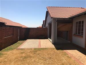 3 bedroom townhouse for sale in Monavoni Centurion
