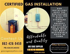 Gas Installation (Affordable and Quality)
