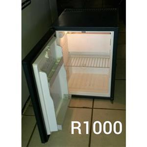 Black mini fridge for sale