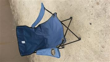 Camping Chair (PULSE) Blue