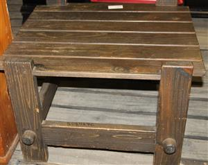 Brown coffee table S031127C Rosettenvillepawn