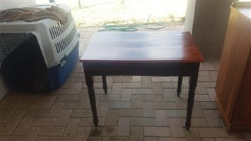 Solid Wood Furniture - Restored