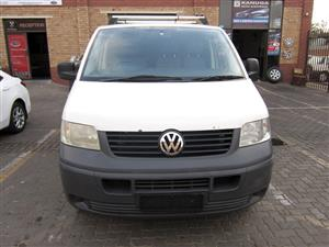2008 VW Transporter panel van SWB