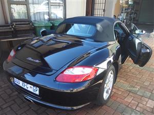 2008 Porsche Boxster Black Edition