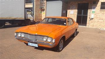 1974 FORD FAIRLANE 500