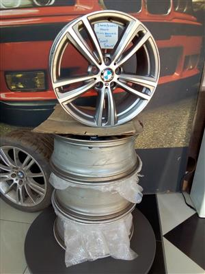 BMW 19 INCH RIMS FOR SALE!