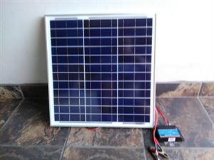 Eco solar panel