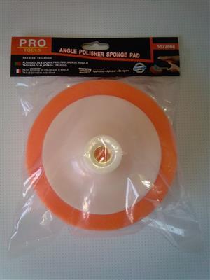 Angle Polisher Sponge Pad.