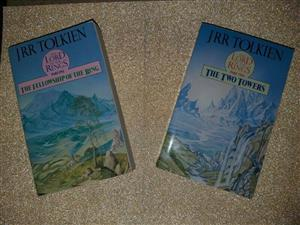 The Lord Of The Rings - Jrr Tolkien.