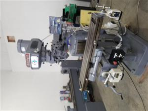 Johnford Turret Milling Machine