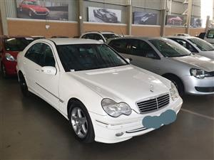 2003 Mercedes Benz C-Class sedan C180 AVANTGARDE A/T