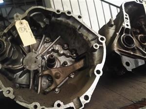 Toyota Yaris 1KR manual Gearbox